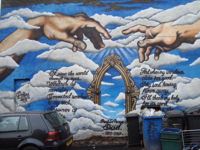 Bristol graffiti 1